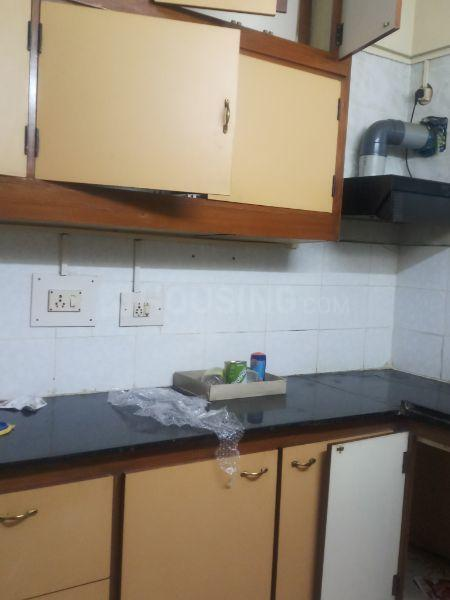 Kitchen Image of 1150 Sq.ft 2 BHK Apartment for rent in Hombegowda Nagar for 28000