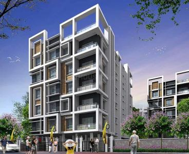 Gallery Cover Image of 1301 Sq.ft 3 BHK Apartment for buy in Associated Erectors Green Residenza 3, Rajarhat for 4813700