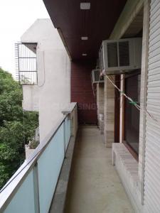 Balcony Image of PG 3806875 Vijay Nagar in Vijay Nagar