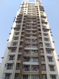 Gallery Cover Image of 700 Sq.ft 1 BHK Apartment for rent in Ghansoli for 23900