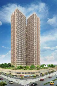 Gallery Cover Image of 1400 Sq.ft 3 BHK Apartment for buy in Kasarvadavali, Thane West for 13400000
