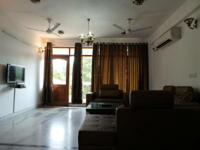 Gallery Cover Image of 3200 Sq.ft 5 BHK Independent House for buy in Green Park for 115000000