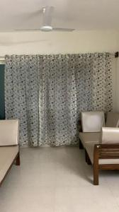 Gallery Cover Image of 550 Sq.ft 1 BHK Apartment for rent in Gurukrupa Marina Enclave, Malad West for 28000