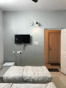 Bedroom Image of Bhawna PG in Madhapur