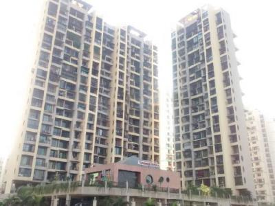 Gallery Cover Image of 1553 Sq.ft 3 BHK Apartment for buy in Tharwani's Riviera, Kharghar for 13800000
