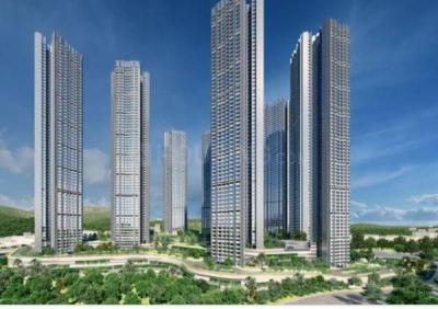 Gallery Cover Image of 1800 Sq.ft 3 BHK Apartment for buy in Oberoi Sky City Tower E, Borivali East for 29800000