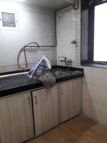Kitchen Image of 320 Sq.ft 1 RK Apartment for rent in Vikhroli East for 13000