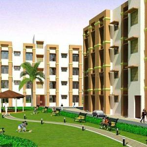 Gallery Cover Image of 800 Sq.ft 3 BHK Apartment for buy in Mittal Emerald, Karjat for 2300000