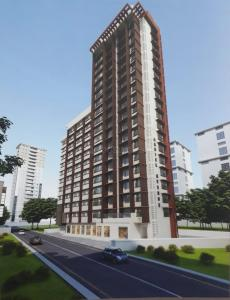 Gallery Cover Image of 519 Sq.ft 1 BHK Apartment for buy in Right Aabiel Avenue, Malad West for 9100000