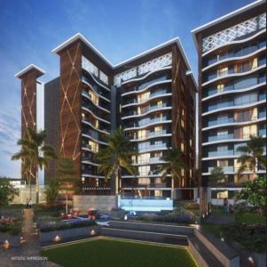 Gallery Cover Image of 1358 Sq.ft 2 BHK Apartment for buy in Shubh Gateway, Viman Nagar for 9304000