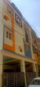 Gallery Cover Image of 1000 Sq.ft 1 BHK Independent House for rent in Vidyaranyapura for 7000