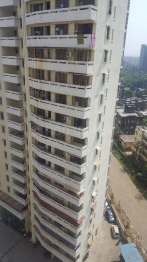 Building Image of 650 Sq.ft 1 BHK Apartment for rent in Kalyan West for 11000