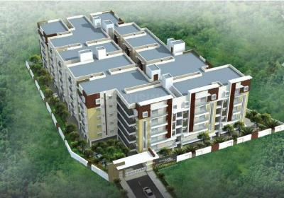 Gallery Cover Image of 1040 Sq.ft 2 BHK Apartment for buy in Banjara Hills for 3100000