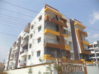 Gallery Cover Image of 1700 Sq.ft 3 BHK Apartment for rent in Shubham Residency, Talaghattapura for 16000