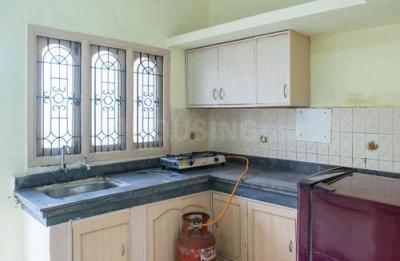 Kitchen Image of Zakiya Nest 201 in Shivaji Nagar