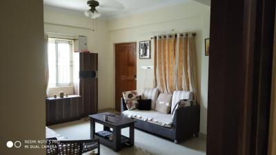 Gallery Cover Image of 1373 Sq.ft 3 BHK Independent Floor for rent in Pala Blue Lotus Park, NRI Layout for 21000