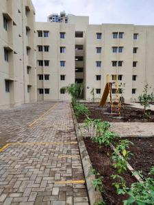 Gallery Cover Image of 618 Sq.ft 1 BHK Apartment for rent in Nanded for 8500