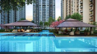 Gallery Cover Image of 995 Sq.ft 2 BHK Apartment for buy in Ace Divino, Noida Extension for 5368000