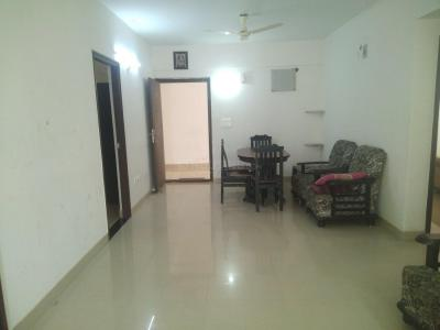 Gallery Cover Image of 1340 Sq.ft 3 BHK Apartment for rent in Ramky One Kosmos, Nallagandla for 35000