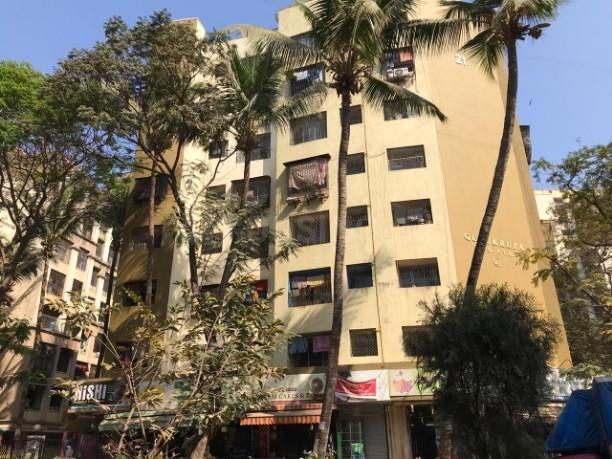 Building Image of 600 Sq.ft 1 BHK Apartment for rent in Chembur for 33000