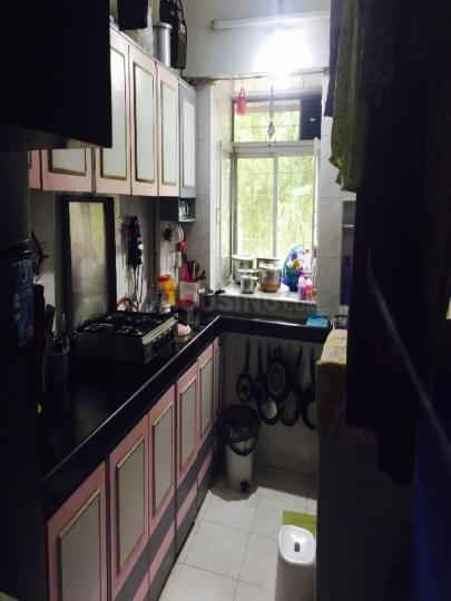 Kitchen Image of 1000 Sq.ft 2 BHK Apartment for rent in Andheri West for 50000