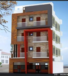 Gallery Cover Image of 1200 Sq.ft 2 BHK Independent House for buy in Hebbal for 20000000