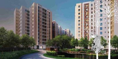 Gallery Cover Image of 1366 Sq.ft 3 BHK Apartment for buy in Madhyamgram for 5350000