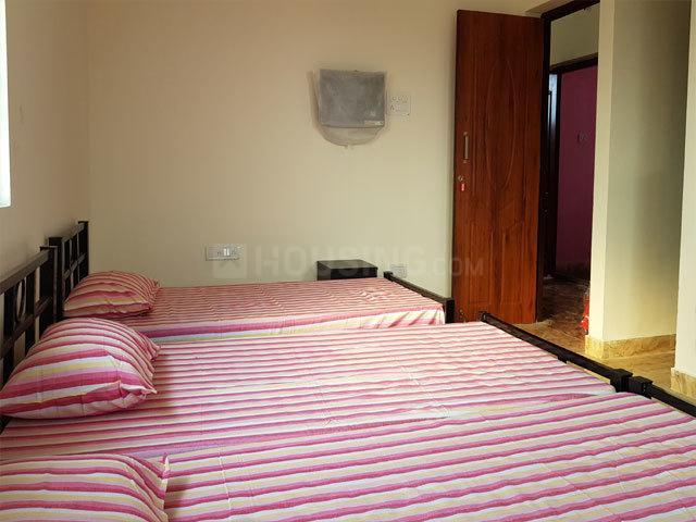 Bedroom Image of Sriram Gents PG in Medavakkam