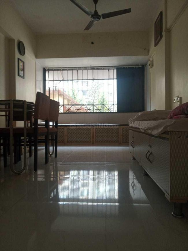 Living Room Image of 500 Sq.ft 1 BHK Apartment for buy in Prabhadevi for 14500000