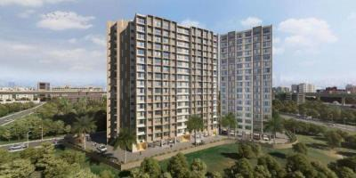 Gallery Cover Image of 590 Sq.ft 1 BHK Apartment for buy in Veena Senterio, Chembur for 9900000