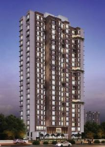 Gallery Cover Image of 600 Sq.ft 2 BHK Apartment for buy in Sahajanand Athena, Goregaon West for 11500000