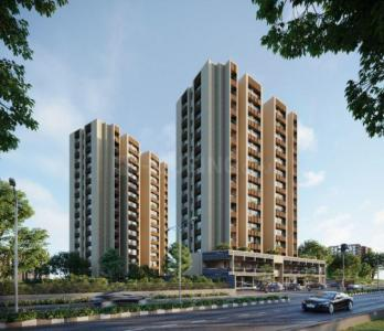Gallery Cover Image of 760 Sq.ft 1 BHK Apartment for buy in Bopal for 2400000