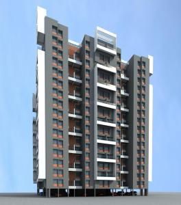 Gallery Cover Image of 1024 Sq.ft 2 BHK Apartment for buy in Mundhwa for 6500000