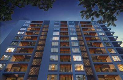 Gallery Cover Image of 1061 Sq.ft 2 BHK Apartment for buy in 5 Star Royal Majestic, Rahatani for 6980000