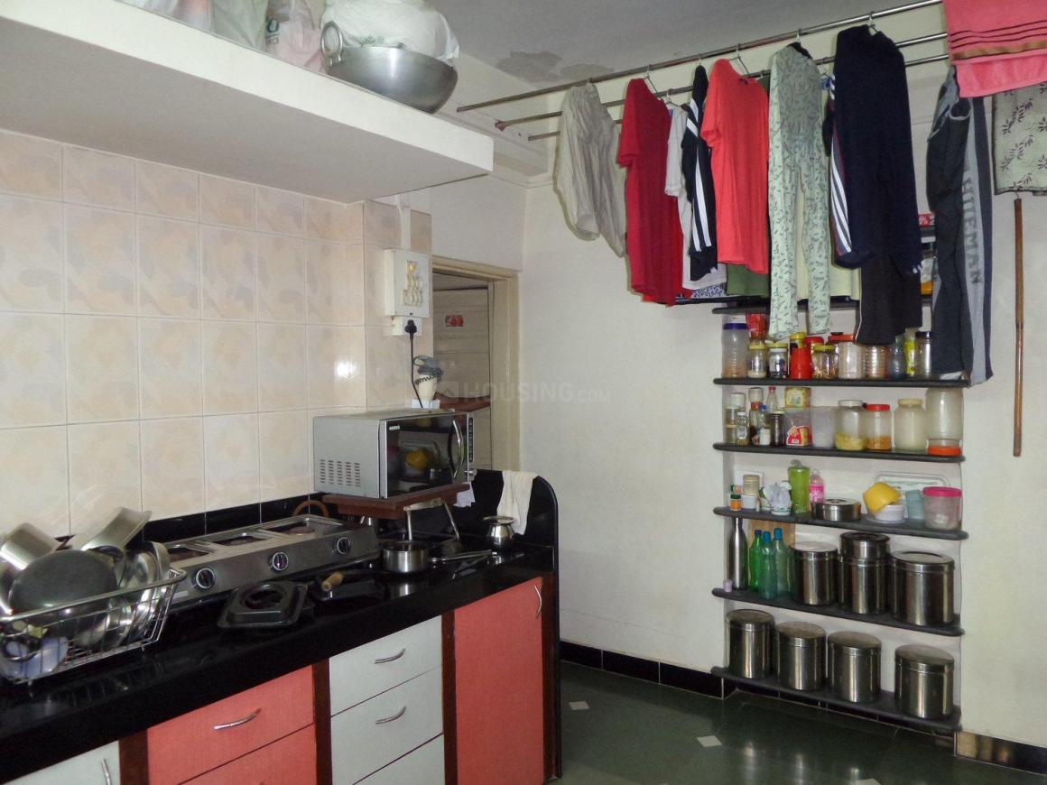 Kitchen Image of 750 Sq.ft 2 BHK Independent House for buy in Dombivli East for 26000000