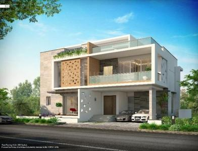 Gallery Cover Image of 3950 Sq.ft 3 BHK Villa for buy in Serilingampally for 47400000