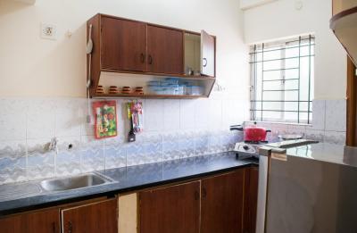 Kitchen Image of Harshita Meridian in JP Nagar