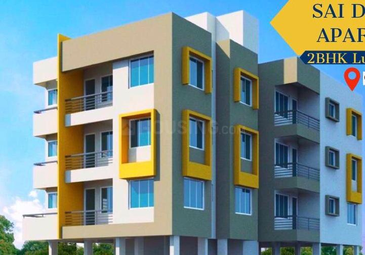 Building Image of 800 Sq.ft 2 BHK Apartment for buy in Rane Nagar for 2800000