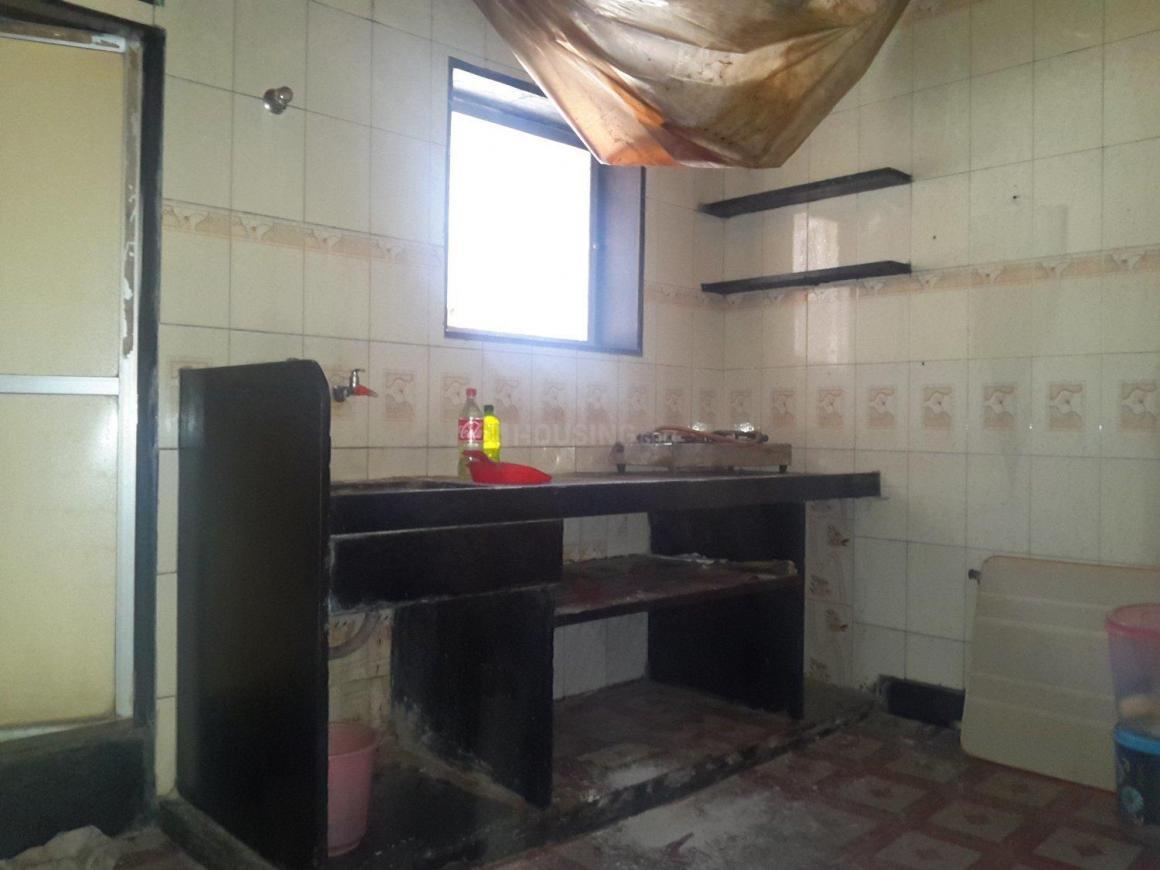 Kitchen Image of 350 Sq.ft 1 RK Apartment for buy in Vikhroli East for 5500000