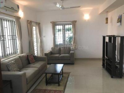 Gallery Cover Image of 2750 Sq.ft 3 BHK Apartment for rent in Besant Nagar for 95000