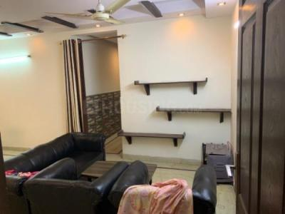 Gallery Cover Image of 450 Sq.ft 1 BHK Independent Floor for rent in Said-Ul-Ajaib for 15000
