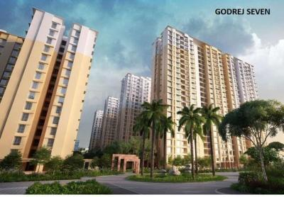 Gallery Cover Image of 891 Sq.ft 2 BHK Apartment for buy in Hanspukuria for 4200000