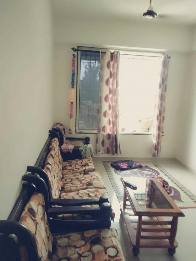 Living Room Image of 565 Sq.ft 1 BHK Independent Floor for buy in Panvel for 2500000
