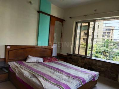 Bedroom Image of Mumbai Paying Guest in Kandivali East