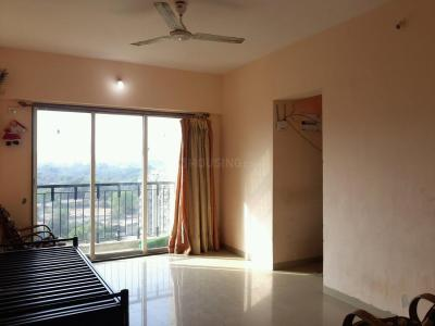Gallery Cover Image of 650 Sq.ft 1 BHK Apartment for rent in Kasarvadavali, Thane West for 14000