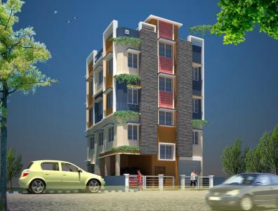 Gallery Cover Image of 568 Sq.ft 2 BHK Independent Floor for buy in Garia for 2600000