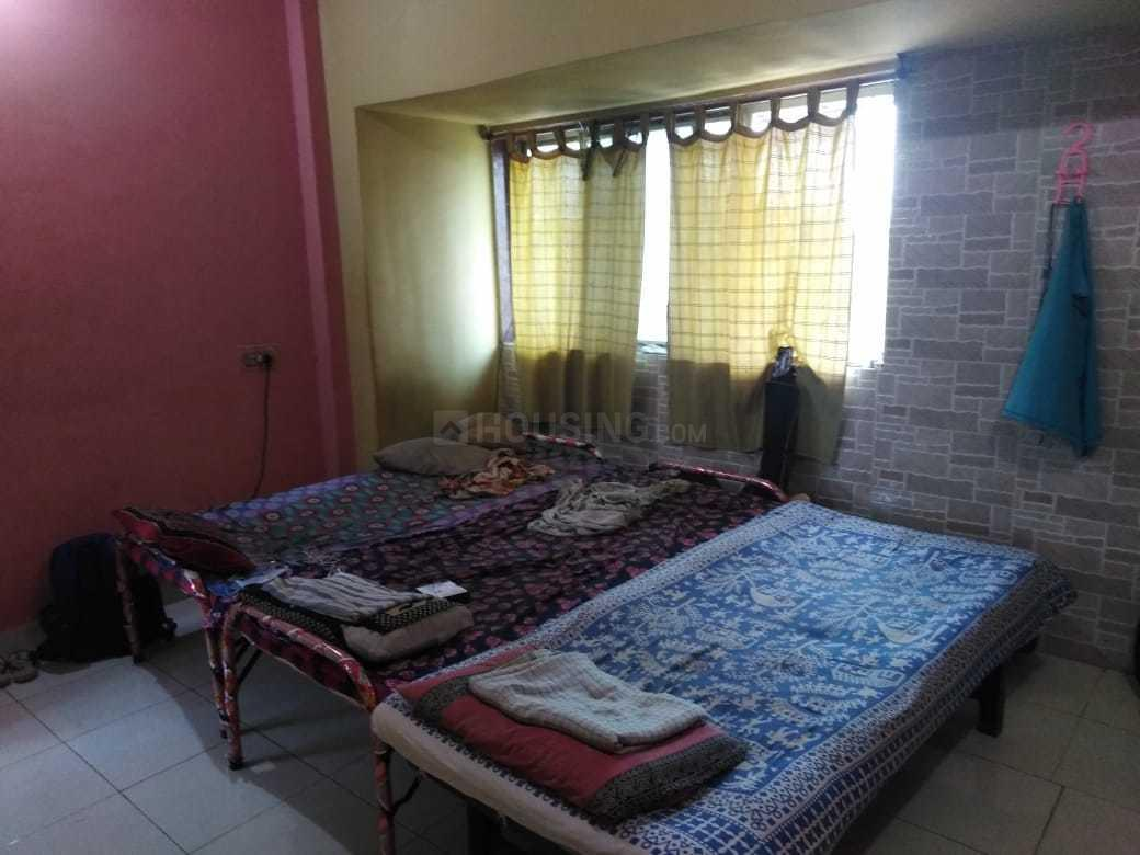 Bedroom Image of 900 Sq.ft 2 BHK Apartment for rent in Airoli for 25000
