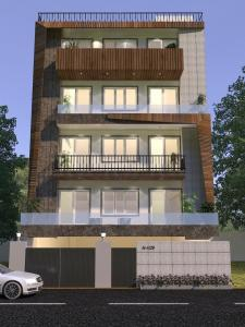 Gallery Cover Image of 1850 Sq.ft 4 BHK Independent Floor for buy in Model Town for 47500000