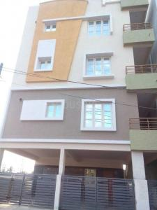 Gallery Cover Image of 1250 Sq.ft 1 BHK Independent Floor for rent in Gottigere for 9500