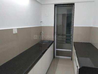 Kitchen Image of 704 Sq.ft 1 BHK Apartment for buy in Kakad Paradise Phase 2, Mira Road East for 6100000